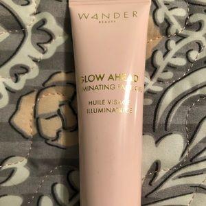 New! Wander Beauty Glow Ahead Illuminating FaceOil